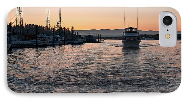 IPhone Case featuring the photograph Dawn Fishing by Erin Kohlenberg