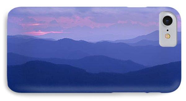 Dawn Great Smoky Mountains National IPhone Case by Panoramic Images