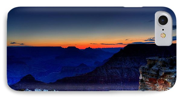 Dawn Is Breaking IPhone Case by Dave Files