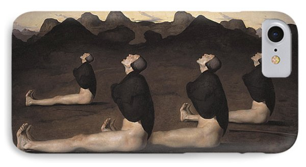 Dawn IPhone Case by Odd Nerdrum