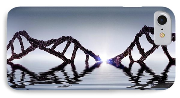 Dawn Of Dna IPhone Case