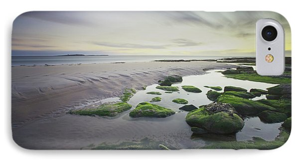 Shore iPhone 7 Case - Dawn Over Seahouses Beach by Ray Cooper