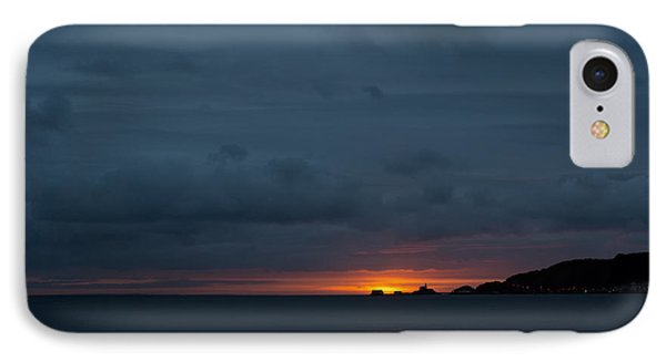 Dawn Over Swansea Bay IPhone Case