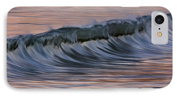 IPhone Case featuring the photograph Dawn Wave West 73a8019 by David Orias