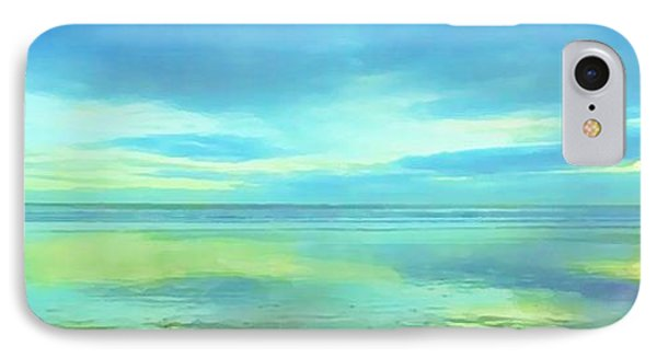 IPhone Case featuring the painting Dawning Glory by Sophia Schmierer