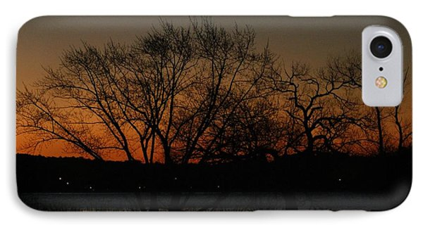 Dawns Early Light IPhone Case by Joe Faherty
