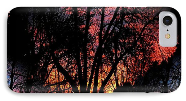 Sunrise - Dawn's Early Light IPhone Case by Luther Fine Art