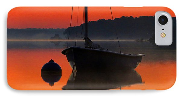 IPhone Case featuring the photograph Dawn's Light by Dianne Cowen