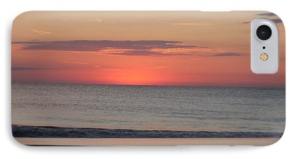 IPhone Case featuring the photograph Dawn's Spreading Light by Robert Banach