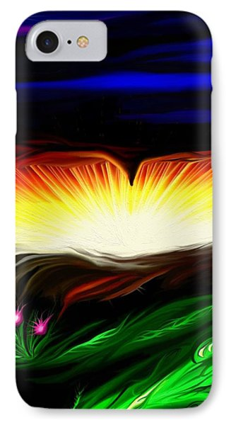 Dawnstar IPhone Case by Jennifer Galbraith