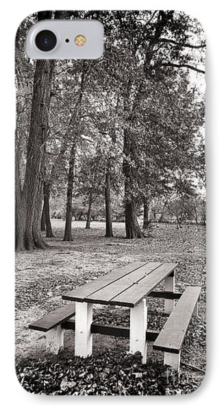 Day At The Park Phone Case by John Rizzuto