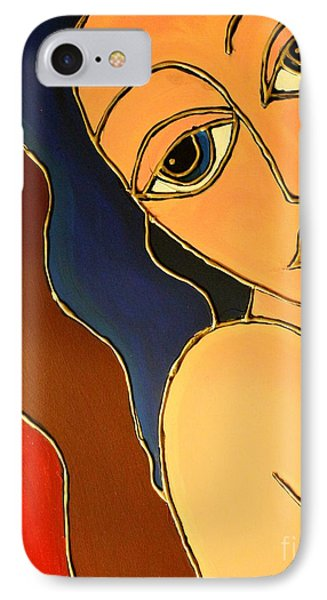Day Dream IPhone Case by Cynthia Snyder