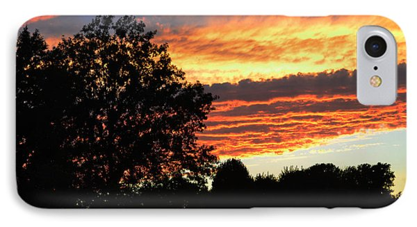 Day Is Done Phone Case by Luther   Fine Art