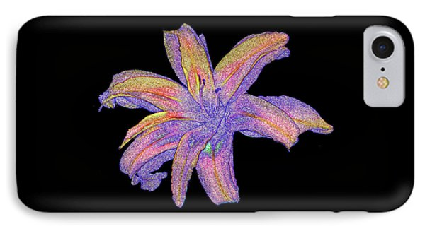 IPhone Case featuring the photograph Day Lily #3 by Jim Whalen