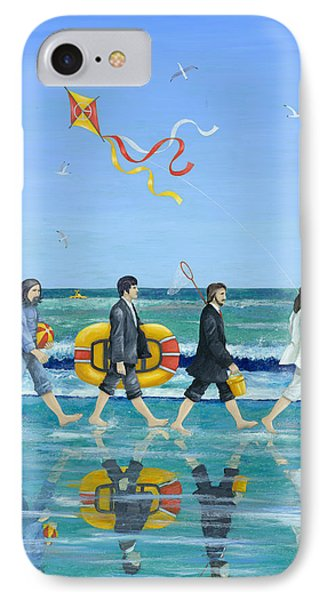 Day Tripper IPhone Case by Peter Adderley