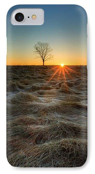 Daybreak Phone Case by Bill Wakeley
