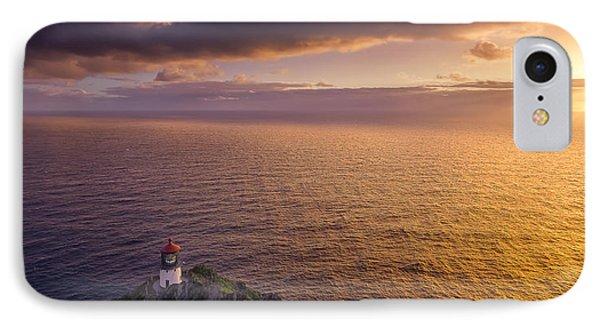 Daybreak IPhone Case by Hawaii  Fine Art Photography