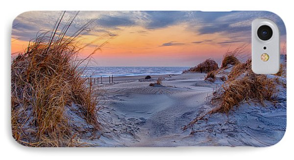 Daybreak On The Outer Banks 1 IPhone Case