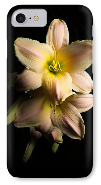 IPhone Case featuring the photograph Daylily by Anthony Rego