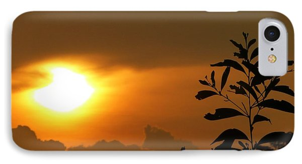 Day's Done My Sun IPhone Case by Marguerita Tan
