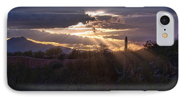 IPhone Case featuring the photograph Days End by Dan McManus