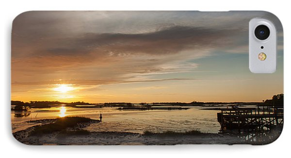 Days End Phone Case by John M Bailey