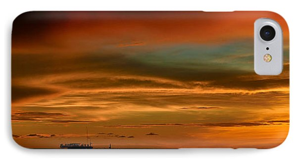 Day's End IPhone Case by Julian Cook