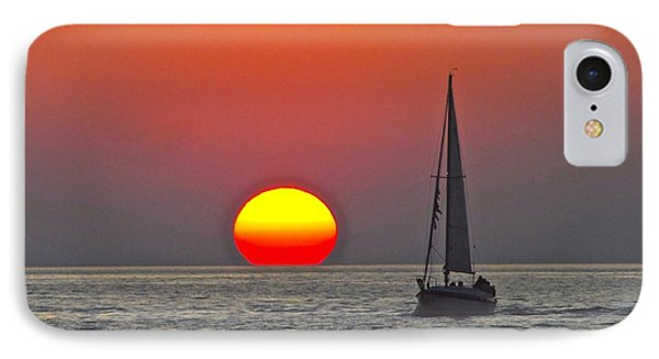 Days End IPhone Case by Frozen in Time Fine Art Photography