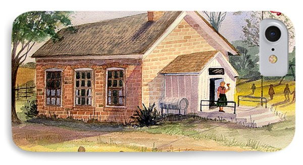 Days Gone By IPhone Case by Marilyn Smith