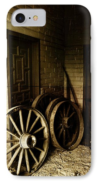 Days Gone By IPhone Case by Richard Stephen