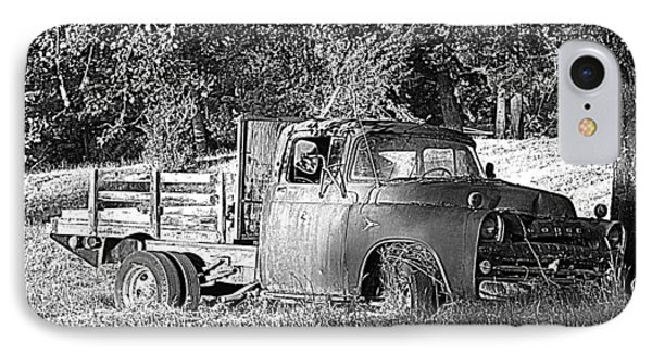 IPhone Case featuring the photograph Days Gone By by Suzy Piatt