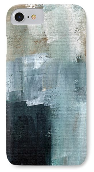 Days Like This - Abstract Painting IPhone 7 Case by Linda Woods