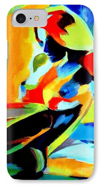 Dazzling Light Phone Case by Helena Wierzbicki