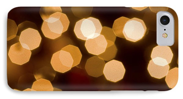 Dazzling Lights Phone Case by Rich Franco