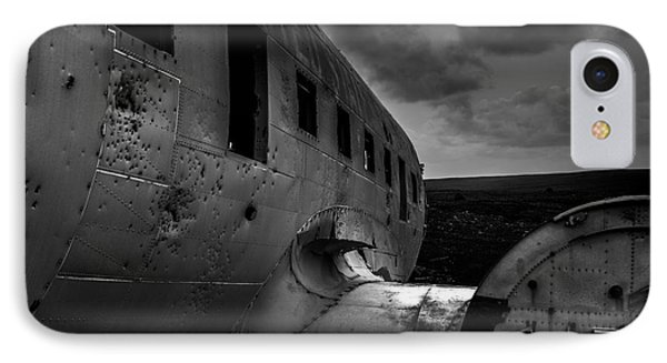 Dc-3 IPhone Case by Gunnar Orn Arnason