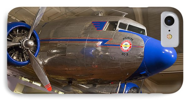 IPhone Case featuring the photograph Dc-3 by Jim West