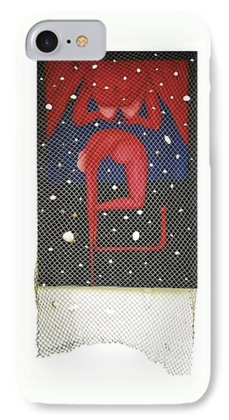 IPhone Case featuring the painting De Ja Vu_sold by Fei A