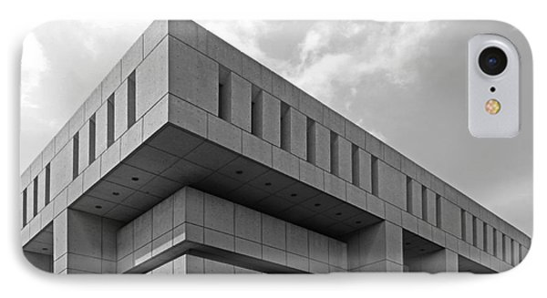 De Paul University Schmitt Academic Center IPhone Case by University Icons