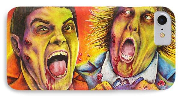 Dead And Deader By Mike Vanderhoof IPhone Case
