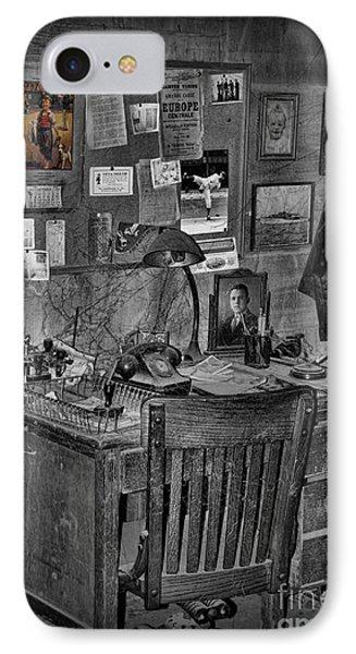 Dead-end Job Phone Case by Lee Dos Santos