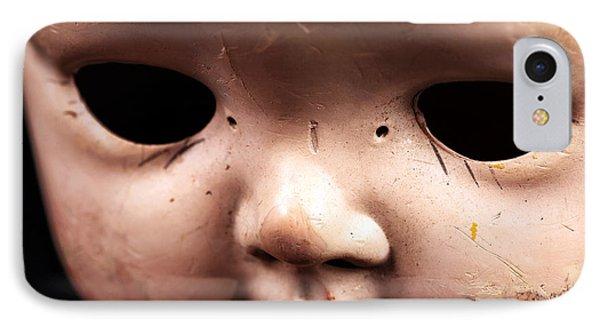 Dead Eyes Phone Case by John Rizzuto