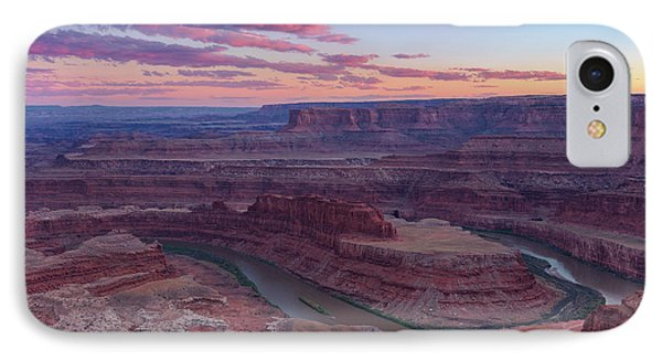 Dead Horse Point IPhone Case by Tassanee Angiolillo