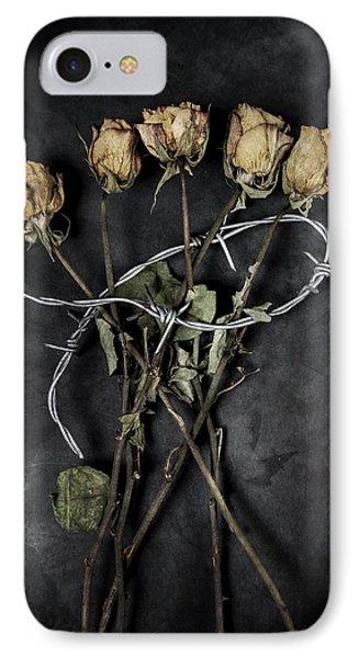 Dead Roses Phone Case by Joana Kruse