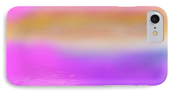 Dead Sea .morning IPhone Case by Dr Loifer Vladimir