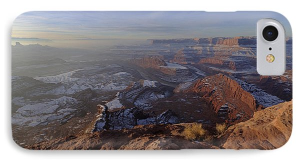 Deadhorse Point IPhone Case by Chad Dutson