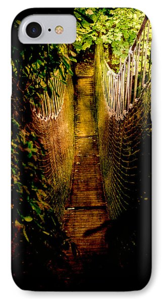 Deadly Path Phone Case by Loriental Photography