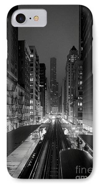 IPhone Case featuring the photograph Dear Chicago You're Beautiful by Peta Thames