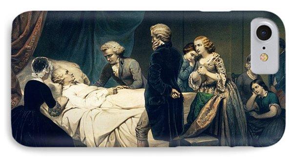 Death Of George Washington IPhone Case