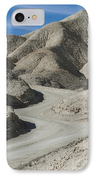 Death Valley IPhone Case by Juli Scalzi