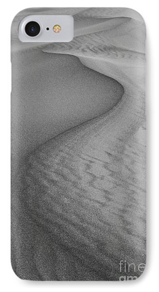 Death Valley Sand Dunes Phone Case by Juli Scalzi